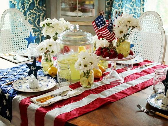 4th Of July Decorating Ideas From Pottery Barn For A