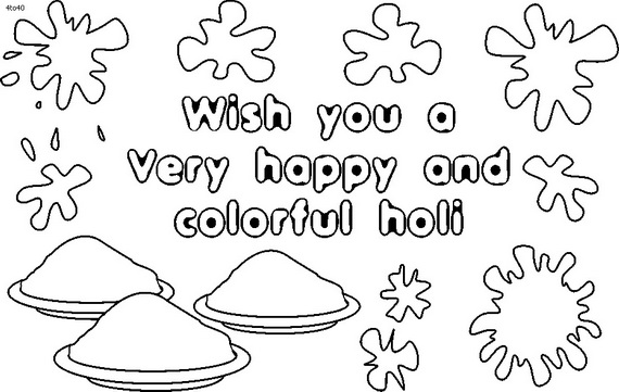 Baisakhi Coloring Pages Vaisakhi